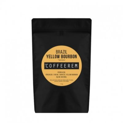 BRAZIL YELLOW BOURBON 150 GR