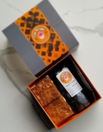Brownie Trio 6 Dilim + Filtre Kahve