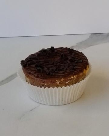 Belçika Çikolatalı Premium Cheesecake