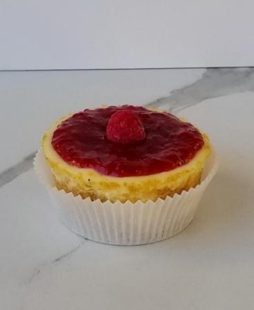 Frambuaz cheesecake