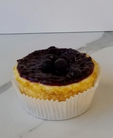 Yaban Merrsinli Cheesecake