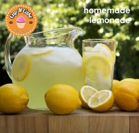 Homemade Lemonade - Evyapımı Limonata