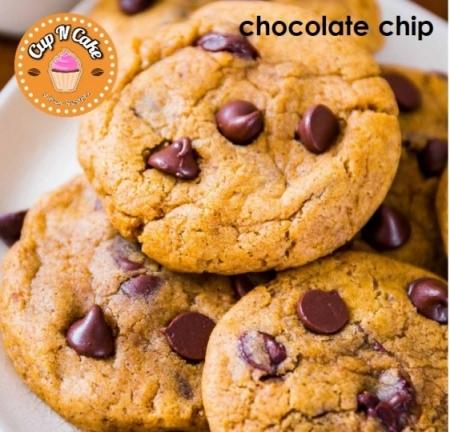 Chocolate Chip Cookie - Çikolata Parçacıklı
