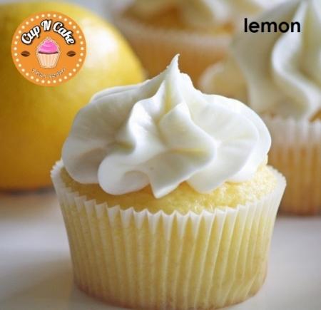 Lemon Cupcake - Limonlu