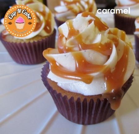 Caramel Cupcake - Karamelli