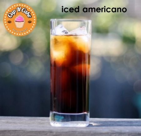 Iced Americano