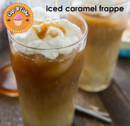 Iced Caramel Frappe