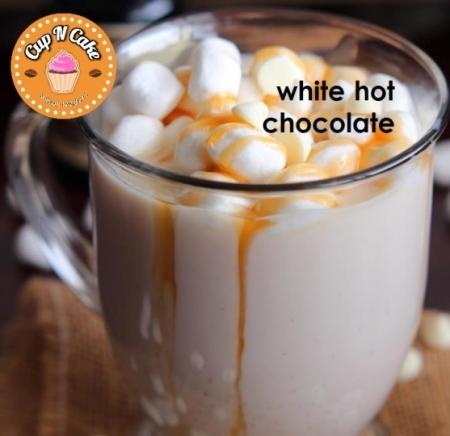 White Hot Chocolate - Sıcak Beyaz Çikolata