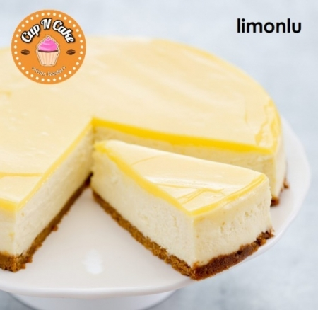 Limonlu Cheesecake - Lemon