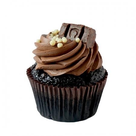 Crunch Cupcake