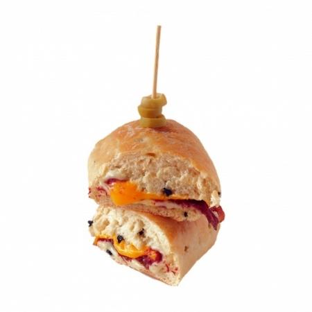 Füme Kaburga Cibata Sandviç (Sıcak)