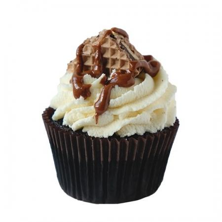 Hanuta Cupcake