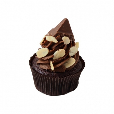 Toblerone Cupcake